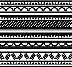 Maori / Polynesian Style tattoobracelet