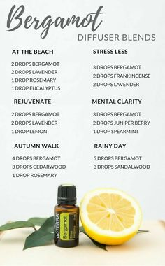 Try these amazing doTERRA Essential Oil Blends. Use them for purifying the air, improving mood, and promoting a calm, relaxed atmosphere Essential Oil Diffuser Blends, Doterra Essential Oils, Young Living Essential Oils, Bergamot Essential Oil Uses, Cedarwood Essential Oil Uses, Relaxing Essential Oil Blends, Cedarwood Oil, Clarity Essential Oil, Natural Beauty Products