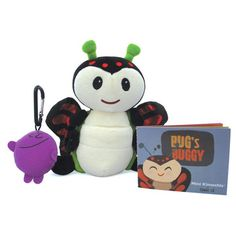 Mini Bug now featured on Fab. [Children's, kid's, feelings, therapy, Kimochis]