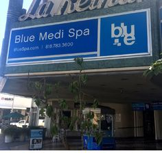 Check out the latest medi-spa procedure to perk up your skin from @bluemedicalspa #beauty