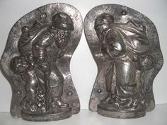 Antique-schokoladenform-Nikolaus-Ange-santa-Claus-chocolate-mold-Anton-riches