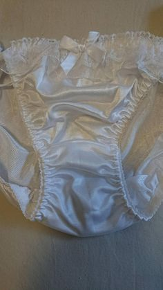 A NWOT Vintage pair of Nylon String Bikini Panties from Japan 303489040