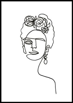 frida kahlo paintings Frida Kahlo als Premium Poster von Julia Hariri Kunst Inspo, Art Inspo, Art Sketches, Art Drawings, Tattoo Drawings, Fridah Kahlo, Kahlo Paintings, Artwork Paintings, Abstract Paintings