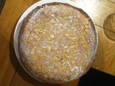 Bakewell tart- with proper frangipane!