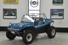 1965 MEYERS MANX REAL MANX NOT A REPLICA VW DUNE BUGGY SIGNED BY BRUCE MEYERS