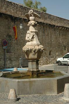 Fontaines en Provence I : fontaines et lavoirs
