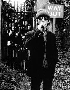 'Way Out', George Harrison on the set of 'Help', 1965