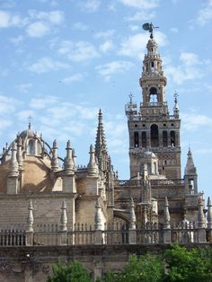 Seville Cathedral; Spain
