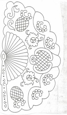 pergamano - Page 19 Embroidery Designs, Embroidery Transfers, Hand Embroidery, Hand Quilting Patterns, Craft Patterns, Parchment Design, Whole Cloth Quilts, Parchment Cards, Coloring Book Pages