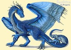 Fan Art of Saphira for fans of Dragons. This is the dragon saphira form the Aragon series, book fans this is what she looks like Saphira Dragon, Eragon Saphira, Magical Creatures, Fantasy Creatures, Fantasy Dragon, Fantasy Art, Inheritance Cycle, Christopher Paolini, Dragon's Lair