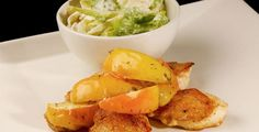 Kalkunfilet med fennikelsalat og krydderepler > Oppskrift | Dinmat.no