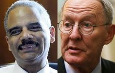 Republican Senator Lamar Alexander, along with 18 other Republican senators, voted to confirm Eric Holder in 2009. They are all RINOS.