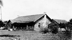 Old Photographs ~ Makinson Carson American Legion Post, Kissimmee, FL