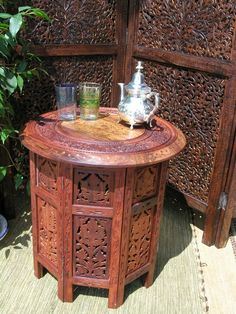 Inlaid wooden table. http://www.maroque.co.uk/showitem.aspx?id=ENT00116&p=00741