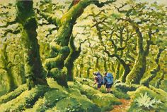 Phil Dickson - artist based in Lower Hutt Valley, Wellington, New Zealand New Zealand Art, Art Academy, Art Club, Community Art, Trees, Gallery, Artist, Painting, Tree Structure