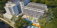 Vacanta de vara 2018 pe litoral in Nisipurile de Aur la Prestige Deluxe Hotel Aquapark Club 4 stele din Bulgaria