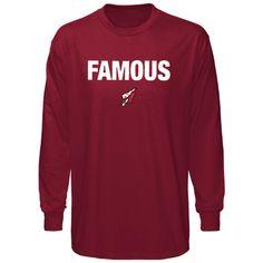 Florida State Seminoles (FSU) Famous Long Sleeve T-Shirt - Garnet - $16.99