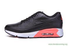 quality design 0b1a7 cafa4 tiendas de deportes Negro Blanco Orange Nike Air Max Lunar90 SP Hombre