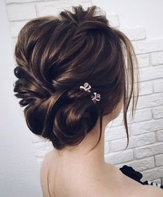 Wedding Hairstyle Inspiration - Lena Bogucharskaya