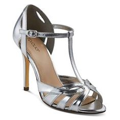 Women's Tevolio Eleri T Strap Dress Heel