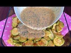KABAĞI SEVMİYORSAN BİR ŞANS DAHA VER😉💯3 Tane Kabaktan 1 Tepsi HAFİF Nefis Yemek✅ - YouTube Zucchini, Peppermint, Baking Soda, Potato Salad, Stuffed Peppers, Make It Yourself, Meals, Vegetables