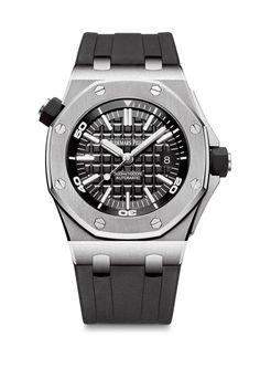 TimeZone : Basel/SIHH 2015 » SIHH 2015 - Audemars Piguet Royal Oak Offshore Diver