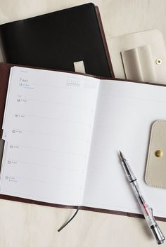Buy Delfonics - 2017 Nylon Diary Notebook - Weekly - A5 (17.8x22.5cm) - Soft Cover - Black by Delfonics from NoteMaker.com.au & receive FREE shipping on Aust orders over $99 & I/N orders over $199
