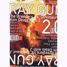 The Breeders, Dinosaur Jr, Sebadoh Julian Cope, David Carson Design, Chip Kidd, The Face Magazine, Laurie Anderson, Mazzy Star, Dinosaur Jr, Paula Scher, Kim Deal