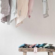 """""""A w sklepie takie dziś światło, dzień dobry  #becksöndergaard #accessories #thebest #foryou #aiayu #ss16 #newarrivals #pastel #shirt…"""""""