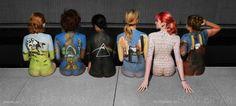 Tributo - Buena colección de imágenes del BACK CATALOGUE de Pink Floyd por Storm Thorgerson de Hipgnosis, incluyendo outtakes, tributos e imitaciones - http://2ba.by/r60z