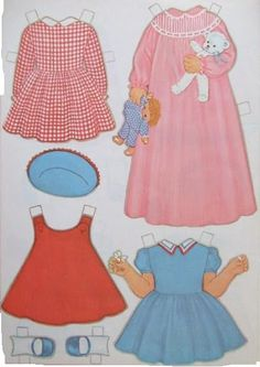 Paper Dolls~Lowe Mimi & Emily - DollsDoOldDays - Picasa Webalbum* 1500 free paper dolls at Arielle Gabriels International Paper Doll Society and free China and Japan paper dolls at The China Adventures of Arielle Gabriel *