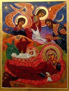 Nativity - contemporary