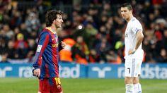 """""""All Star"""", Messi e Cristiano Ronaldo potranno giocare insieme - http://www.maidirecalcio.com/2015/04/14/all-star-messi-e-cristiano-ronaldo-potranno-giocare-insieme.html"""