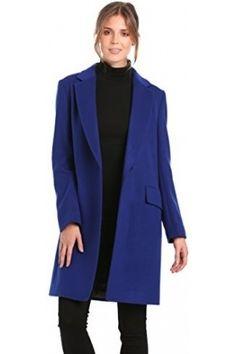 Mujer Abrigos largos - Hoss Intropia Abrigo de manga larga para mujer