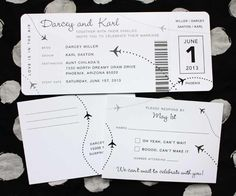 Image from http://emdotzee.com/blog/wp-content/uploads/2013/07/Black-White-Gray-Simple-Airplane-Dots-Boarding-Pass-Wedding-Invitations.jpg.