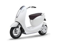 Industrial Design reference (yoadriang: Yamaha C3+ scooter)