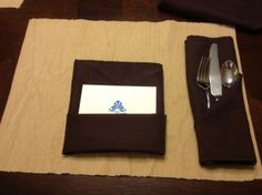 Dinner Napkins-chocolate Brown $140