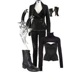 City of Bones Shadowhunter gear!