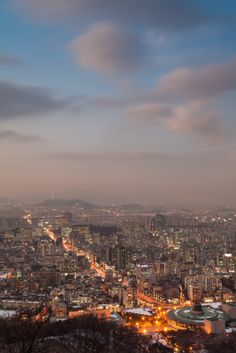 A view of Seoul by raul9000