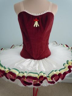 Tarantella commission for Lauren Lovette, DQ DESIGNS tutus and more