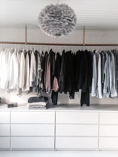 Kommoden Ankleidezimmer Clothing dressing cupboard D - Lilly is Love Closet Bedroom, Bedroom Storage, Bedroom Decor, Bedroom Ideas, Dressing Cupboard, Girls Dressing Room, Dressing Room Closet, Dressing Rooms, Dressing Design