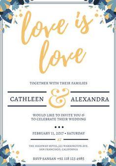 free templates wedding invitations