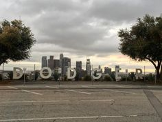 THINK BLUE: View of Downtown L.A. from parking lot P from Dodger Stadium. Los Angeles CA. January 30 2016 #DodgerStadium #DowntownLA #DowntownLosAngeles #CityOfLosAngeles #CityOfAngels #CloudyDay #Skyscrapers #Buildings #Architecture #Dodger #Dodgers #LADodgers #DodgerFan #LosAngeles by alexc43