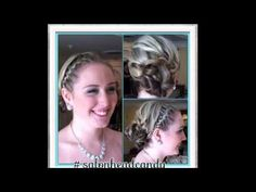 """Weddings by Head Candy. Wedding hair and wedding makeup. Wedding hair and makeup beauty packages for every size wedding party. In-salon in Cherry Hill, NJ, or we can travel to you. Travel available for NJ weddings, Pennsylvania weddings, Philadelphia weddings, Delaware weddings, and New York weddings. """"Make your most important day even sweeter with Head Candy!"""""""