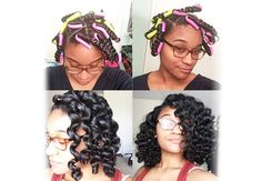 Precious Tips for Outdoor Gardens - Modern Natural Hair Styles For Black Women, Natural Styles, Natural Girls, Flexi Rods, Black Women Hairstyles, Natural Hairstyles, Hair Flow, Natural Hair Journey, Crazy Hair