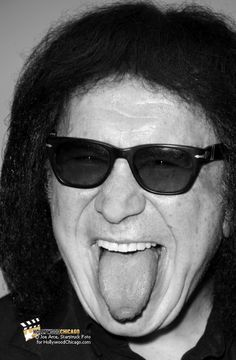 Slideshow: KISS Rocker Gene Simmons in Chicagoland