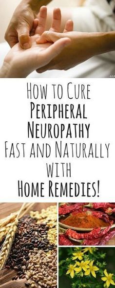 How to Cure Peripheral Neuropathy Fast and Naturally with Home Remedies! #neuropathy