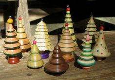 WoodCentral's Ornaments Gallery