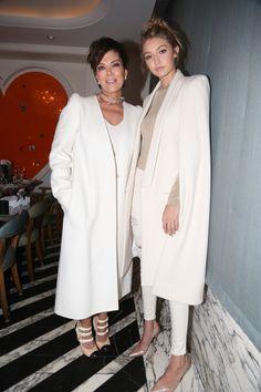 Gigi Hadid & Kris Jenner - Monica Rose x Sarah Chloe: Chloe Jewelry Launch, Cecconi's, West Hollywood, November 19, 2015. https://plus.google.com/105551423657440743751/posts/JvSSSJzMeKe