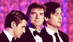 the boys of downton